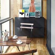 北欧风格时尚文艺阳台设计装修效果图赏析