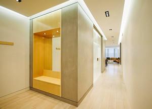 104平米现代风格三室两厅两卫装修效果图案例