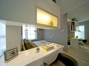 90平米现代简约风格室内装修效果图案例