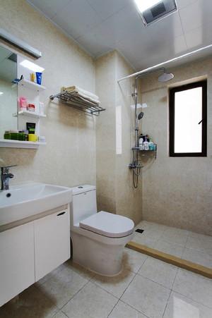 64平米宜家风格简约温馨一居室装修效果图案例
