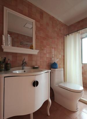 146平米欧式风格简约三室两厅两卫装修效果图