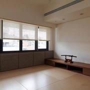 日式风格禅意榻榻米卧室装修效果图