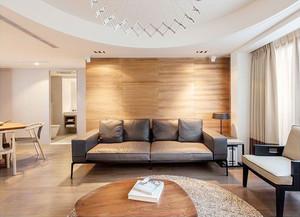 86平米宜家风格简约两室两厅室内装修效果图