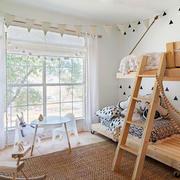 北欧风格原宿风儿童房设计装修效果图