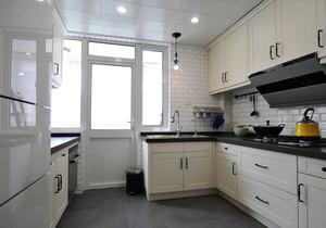 现代风格精致厨房装修效果图欣赏