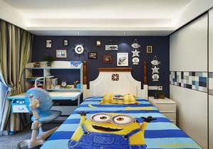 简欧风格时尚创意儿童房设计装修效果图赏析
