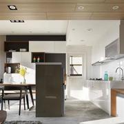 简约风格小户型厨房餐厅装修效果图赏析