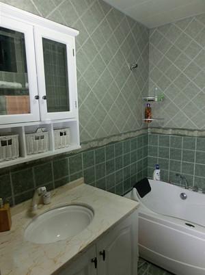 美式风格自由散漫两居室装修效果图赏析
