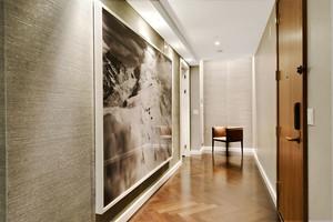 100平米现代风格个性时尚室内装修效果图赏析