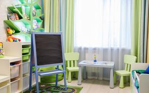 现代简约风格可爱儿童房装修效果图