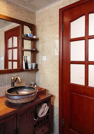 120平米美式风格精致典雅室内装修效果图案例