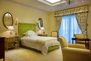 欧式田园风格别墅室内装修实景图案例
