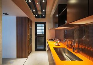 现代风格精致厨房装修效果图赏析