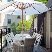 现代风格精致精美阳台设计装修效果图赏析
