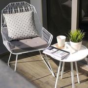 现代风格休闲小阳台装修效果图赏析
