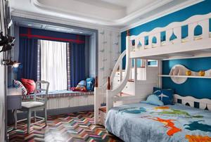 地中海风格时尚儿童房装修效果图赏析