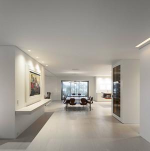 160平米现代风格精致大户型室内装修效果图赏析