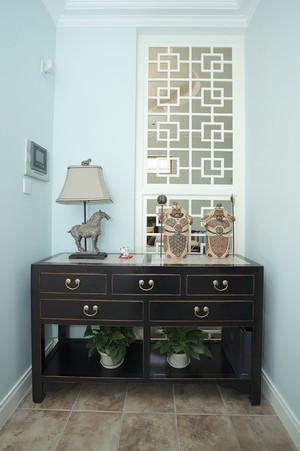 300平米新中式风格精致典雅别墅室内装修效果图