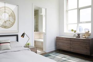 90平米后现代风格精致室内装修效果图案例