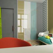现代简约风格小户型儿童房装修效果图赏析