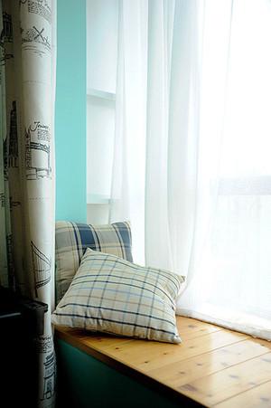 现代简约风格休闲飘窗设计装修效果图赏析