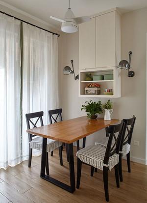128平米现代风格精致四室两厅装修效果图