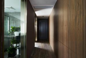 75平米现代风格精装公寓装修赏析