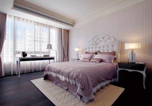 简欧风格甜美温馨卧室装修效果图赏析