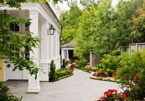 欧式风格精致别墅花园装修效果图赏析