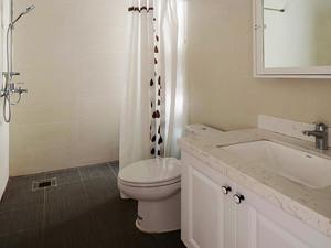 87平米北欧风格简约三室两厅室内装修效果图案例