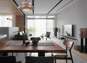 100平米后现代风格精致室内装修效果图赏析