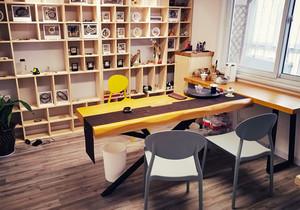 现代简约风格书房设计装修效果图欣赏