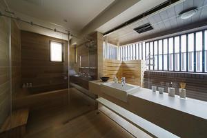 89平米现代风格自然纯朴三室两厅装修效果图