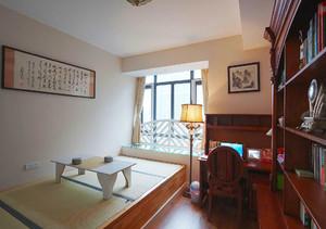 中式风格榻榻米书房装修效果图赏析