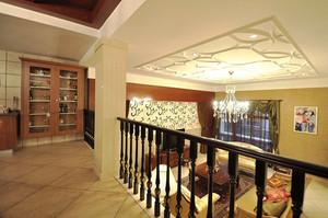 310平米欧式风格精致别墅室内装修效果图赏析