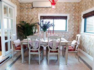 欧式风格精美餐厅装修效果图欣赏
