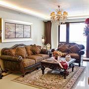 新古典主义风格精致客厅装修效果图欣赏