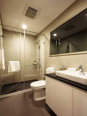 89平米宜家风格三室两厅室内装修效果图欣赏