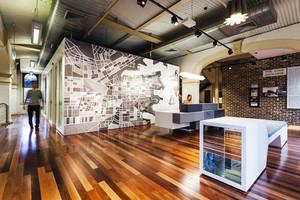 后现代风格办公室装修效果图欣赏