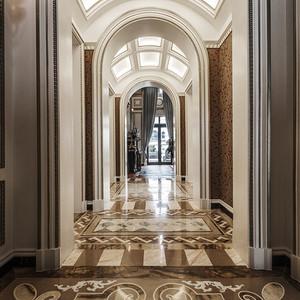 420平米法式风格精致别墅室内装修效果图案例