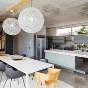 后现代风格极简主义餐厅装修效果图欣赏