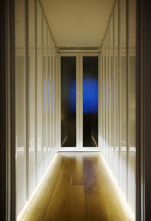 159平米现代风格小复式楼装修效果图赏析