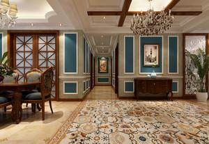 新古典主义风格大户型精致室内装修效果图案例