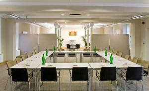 简约风格会议室装修效果图欣赏