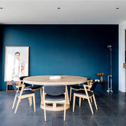 北欧风格文艺时尚创意餐厅装修效果图