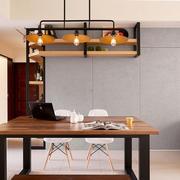 后现代风格两居室创意餐厅吊顶设计装修效果图