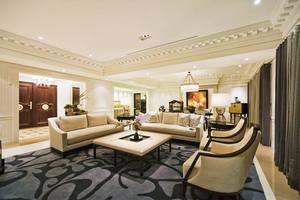 180平米欧式风格精致大户型室内装修效果图案例
