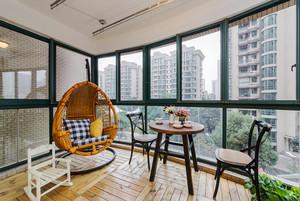 120平米新古典主义风格室内装修效果图案例