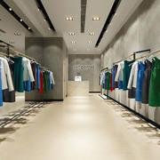 72平米现代风格精致服装店装修效果图欣赏