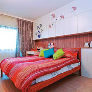 现代简约风格时尚儿童房装修效果图欣赏